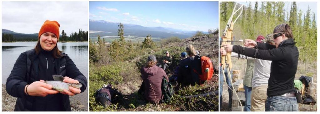 Yukon Outdoor Woman Program