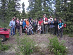 2018 Outdoor Education Camp
