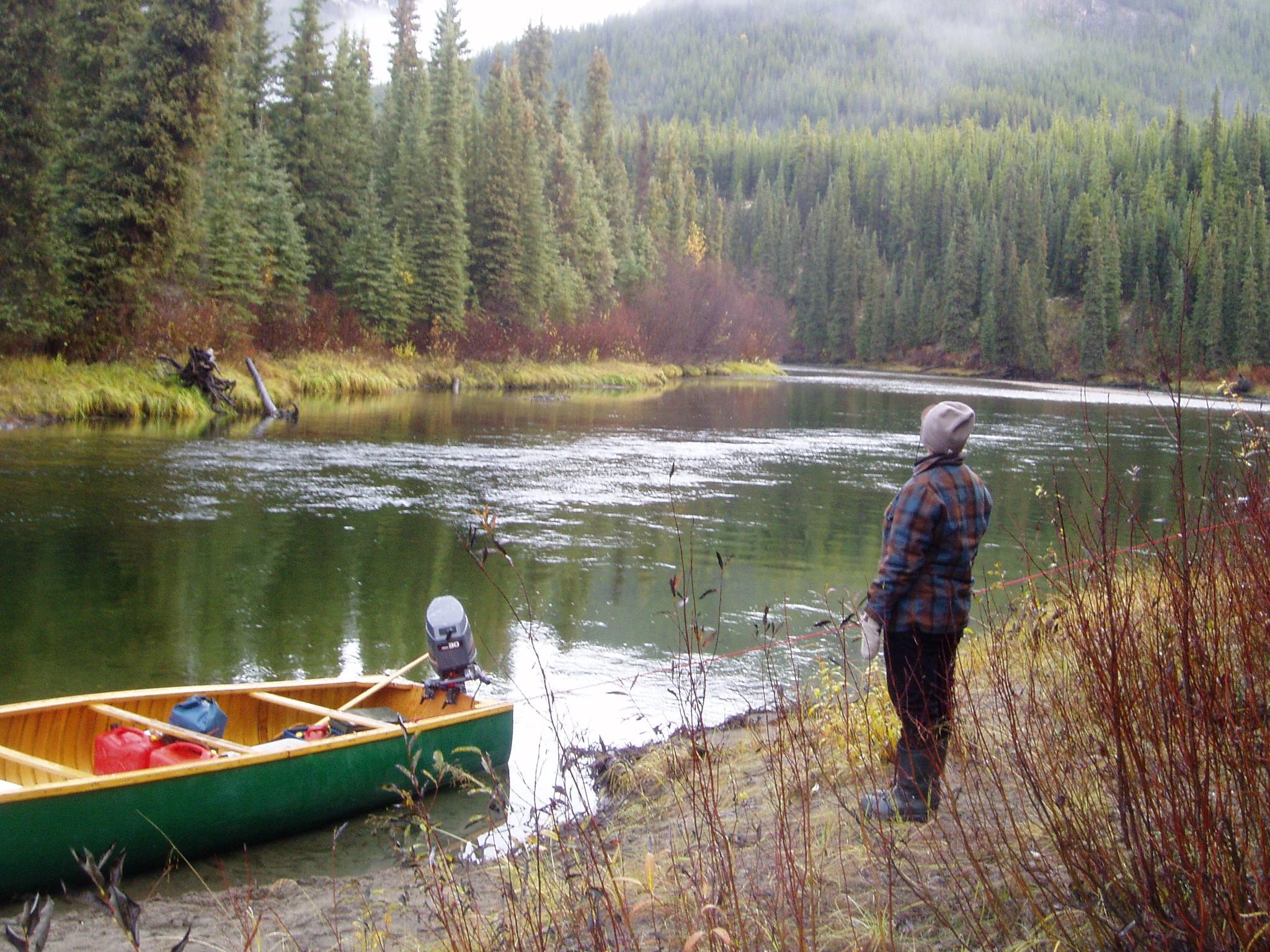 Fishing hunting yukon fish and game association for Big 5 fishing license